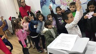 Little Trips Travel by Tea Room School of English November 2019
