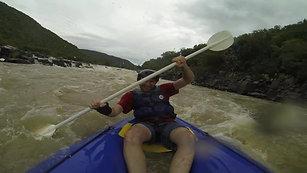 Class 2 Rapids in Kwa-Zulu Natal
