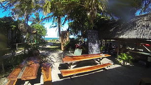 Baobab Beach Lodge and Backpackers in Vilankulo