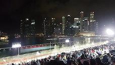 Formula 1 Race in Singapore