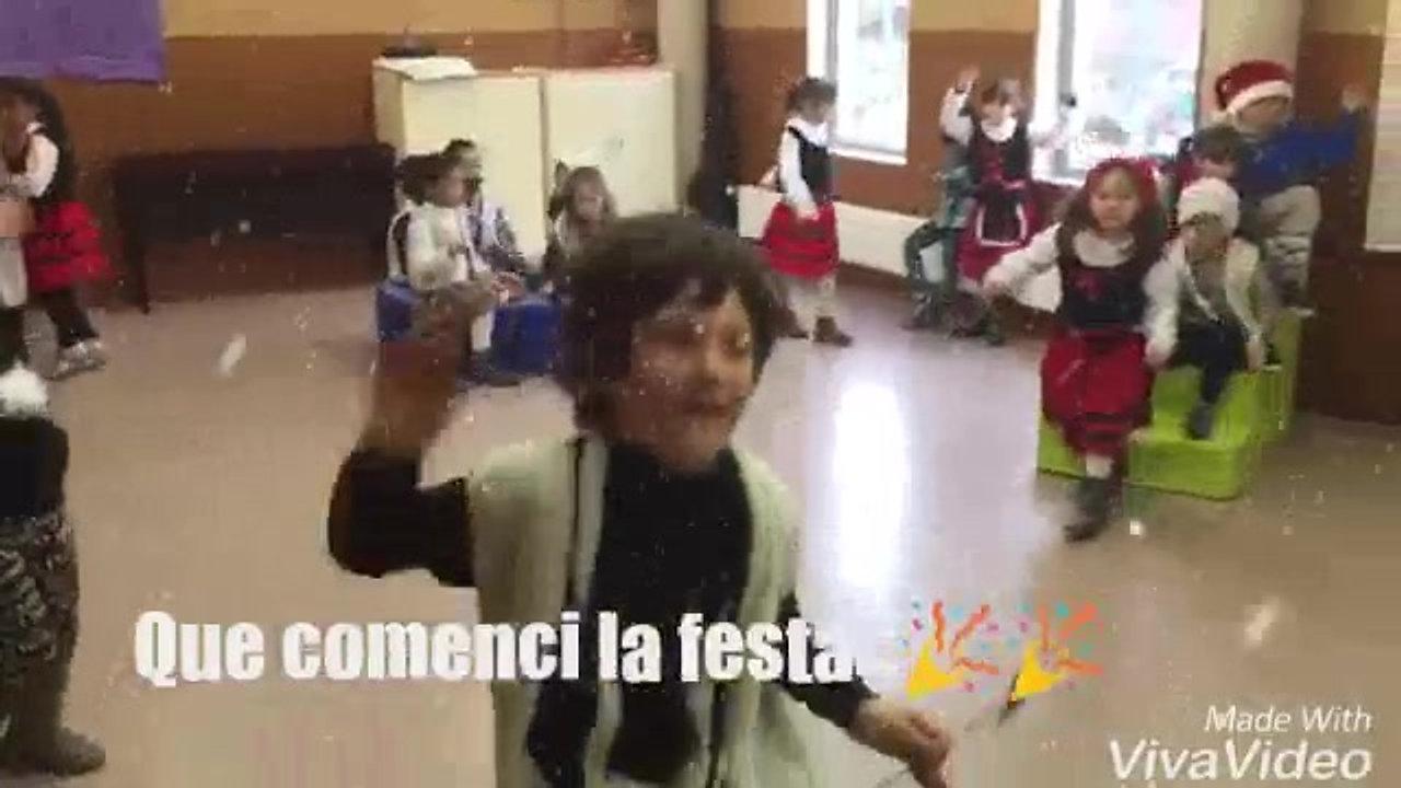 Video Mejador Nadal 2017 - Infantil