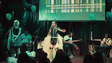 #CASMEGUMBO ROCK Flava ft. Tamara Jade