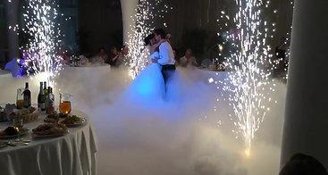 Тяжелый дым и холодные фонтаны