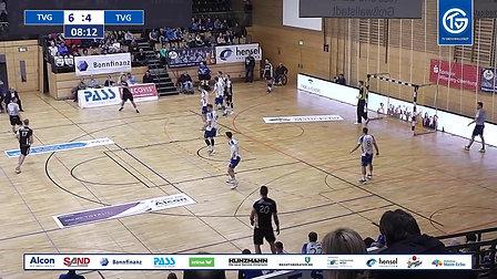 TVG vs. TV Gelnhausen 1. Halbzeit