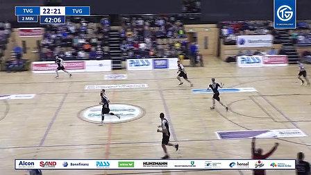 TVG vs. TV Gelnhausen 2. Halbzeit
