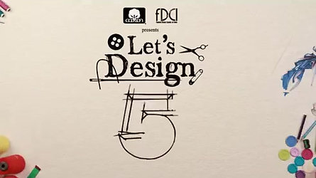 Let's Design- Director/editor/supervision of graphics and audio