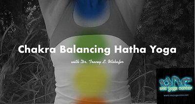 Chakra Balancing Hatha Yoga Class