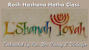 Rosh Hashana Hatha Class