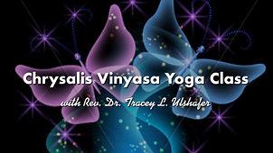 Chrysalis Vinyasa Flow Class