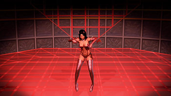 Lyanna Dance - Halloween Special 01