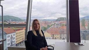 Mentor Armin Egger und Mentee Anja Gruber