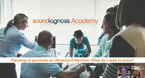 Planning to purchase an ultrasound macine?