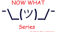 Now What? Series Part 3 - Cover Design