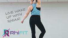 Wake up Workout 16.04.20