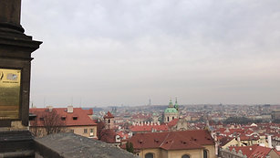 Prague View from the Top