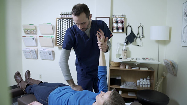 Applied Kinesiology / Chiropractic