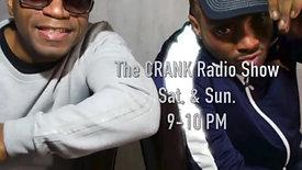GO-GO on XM!!! Every Sat.&Sun. 9-10PMThe CRANK Radio Show SiriusXM ch.141HUR Voices #letsgogo