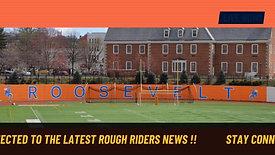 ROUGH RIDERS BREAKING NEWS