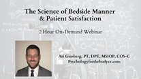 The Science of Bedside Manner and Patient Satisfaction
