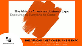 THE AFRICAN AMERICAN BUSINESS EXPO (1)
