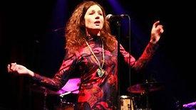 Delia Mayer Band Live