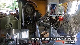 Robot DeburringLeantec