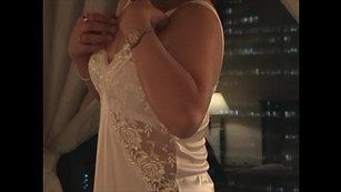 Beautiful C in White