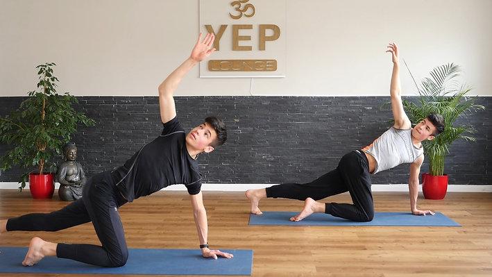 Yoga, Pilates und Bewegungstherapie für Teenager