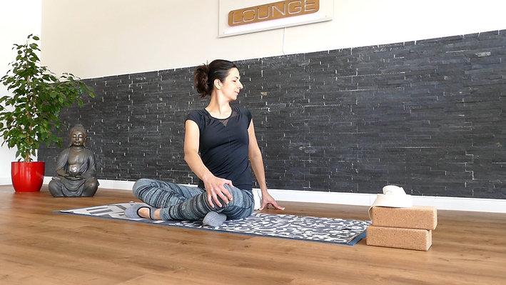Yoga soft mit Yulia
