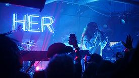 H.E.R Lights On Tour 2017