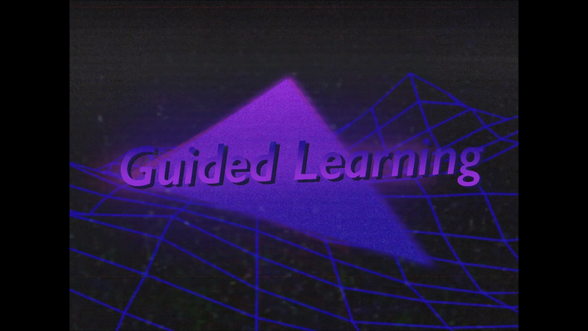 An Introduction to Guided Learning - With Thanks
