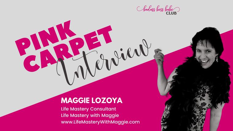 Pink Carpet Interviews