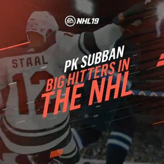 P K  Subban EA Sports NHL 19