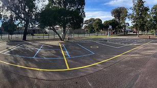Junior (Prep-Year 2) Yard Areas