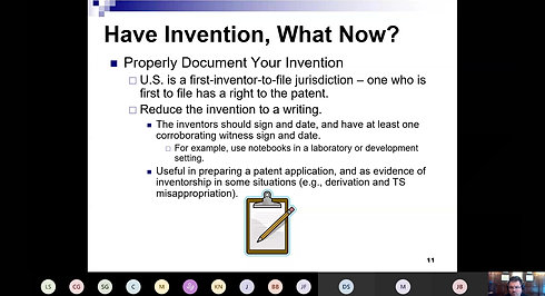 Keep Calm and Keep Inventing! Ask the Expert Presentation With Jake Ward