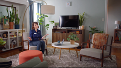 Lily From Home AT&T iPhone11 Milana Vayntrub