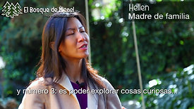 Entrevista a Hellen (madre de familia)