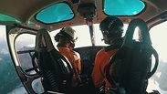 Helikopter Flug mit Thomas Biasotto