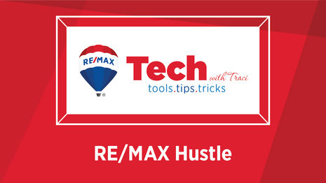 Tech with Traci | REMAX Hustle