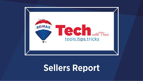 Tech with Traci | Sellers Reports