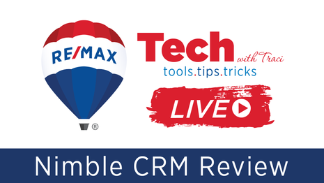 Tech with Traci   Nimble CRM Review