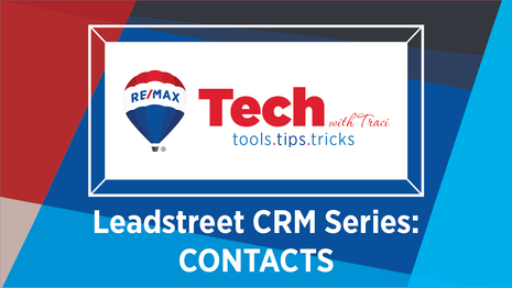 Tech with Traci   Leadstreet CRM Series- Contacts