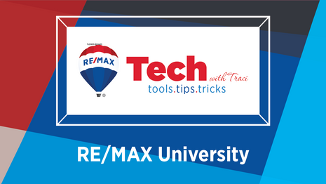 Tech with Traci | RE/MAX University