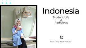 Indonesia Student Life and Radiology