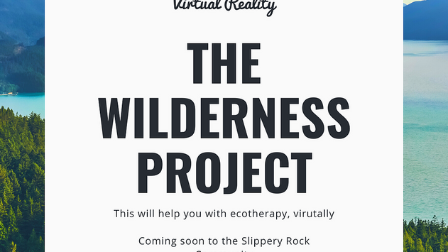 The Wilderness Project