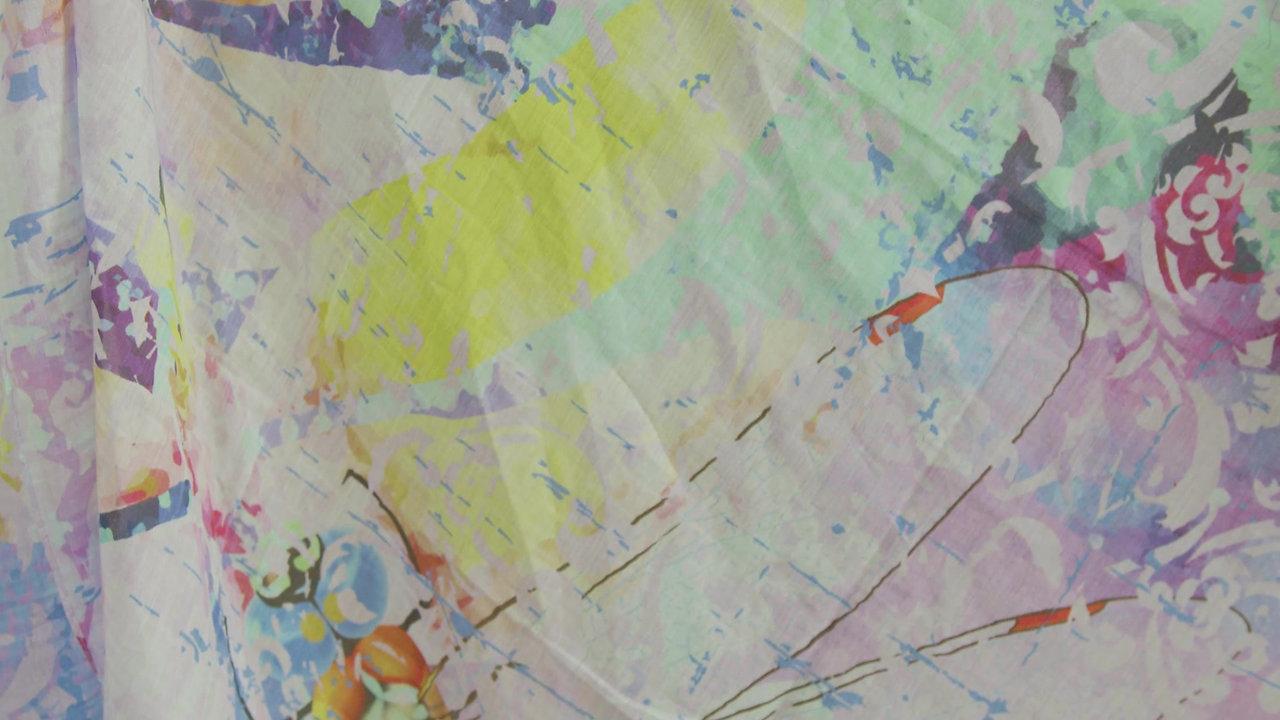 Christopher Jeauhn BAYNE   Textiles