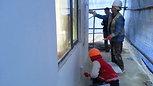 モンゴル塗装