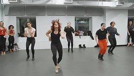 """Thriller"" - Luis Salgado Choreography"