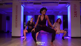 """Me Against The Music"" Yvonne Marie-Sain Choreography"