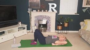 Pilates (Hip strength focus)